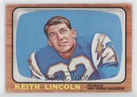 Keith Lincoln [GoodtoVG‑EX]
