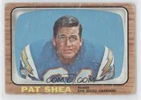Pat Shea [Poor to Fair]