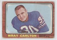 Wray Carlton [PoortoFair]