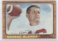 George Blanda [Good to VG‑EX]