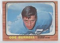 Ode Burrell