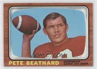 Pete Beathard [GoodtoVG‑EX]