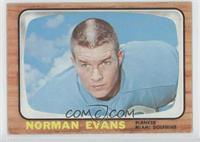 Norm Evans [Good to VG‑EX]