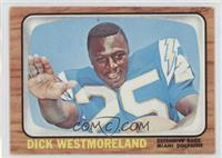 Dick Westmoreland [Good to VG‑EX]