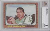 Joe Namath [BVG 8]