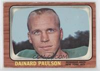Dainard Paulson [Good to VG‑EX]