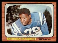 Sherman Plunkett [EX]