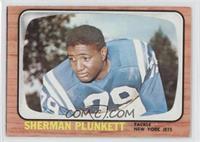 Sherman Plunkett [GoodtoVG‑EX]