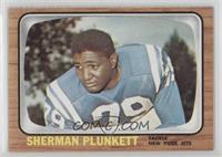 Sherman Plunkett
