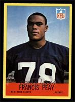 Francis Peay [VGEX]