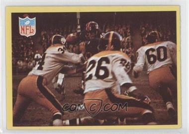 1967 Philadelphia - [Base] #194 - New York Giants vs. Pittsburgh Steelers
