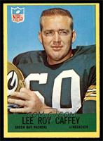 Lee Roy Caffey [EX MT]