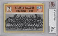 Atlanta Falcons Team [BVG 5.5]