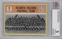 Atlanta Falcons Team [BVG 5]