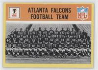 Atlanta Falcons Team [Good to VG‑EX]