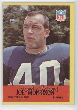1967 Philadelphia #116 - Joe Morrison