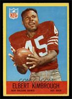 Elbert Kimbrough [EX]
