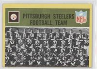 Pittsburgh Steelers Team [Good to VG‑EX]