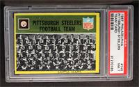 Pittsburgh Steelers Team [PSA 7]