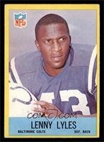 Lenny Lyles [EX]