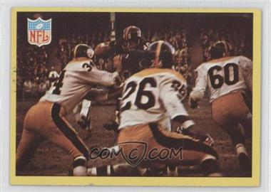 1967 Philadelphia #194 - New York Giants vs. Pittsburgh Steelers