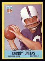 Johnny Unitas [EX]