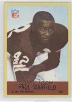 Paul Warfield [Good to VG‑EX]