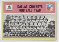 Dallas Cowboys Team [Good to VG‑EX]