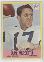 Don Meredith