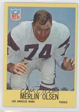 1967 Philadelphia #94 - Merlin Olsen