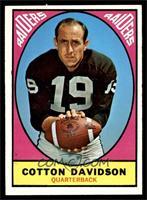 Cotton Davidson [NM]