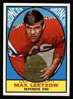 Max Leetzow [NM MT]