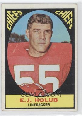 1967 Topps - [Base] #66 - E.J. Holub
