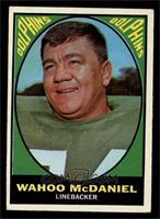 Wahoo McDaniel [EX]