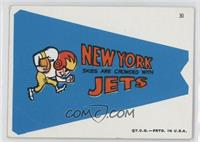 New York Jets Team [GoodtoVG‑EX]
