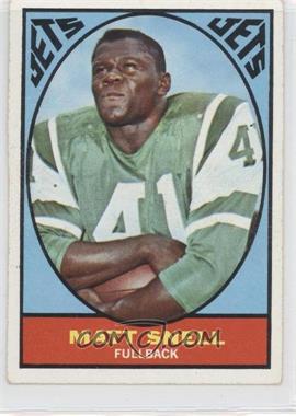 1967 Topps #102 - Matt Snell