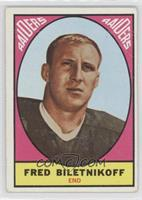 Fred Biletnikoff [Good to VG‑EX]