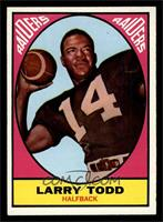 Larry Todd [EX MT]