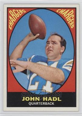 1967 Topps #120 - John Hadl