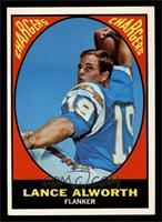 Lance Alworth [EXMT]
