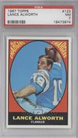 Lance Alworth [PSA 7]