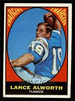 Lance Alworth [VG]