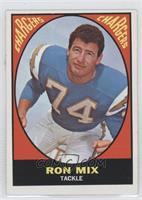 Ron Mix