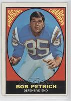 Bob Petrich