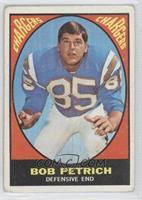 Bob Petrich [GoodtoVG‑EX]