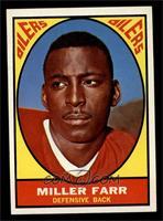 Miller Farr [NMMT]