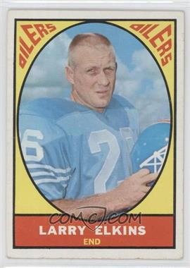 1967 Topps #49 - Larry Elkins [Good to VG‑EX]