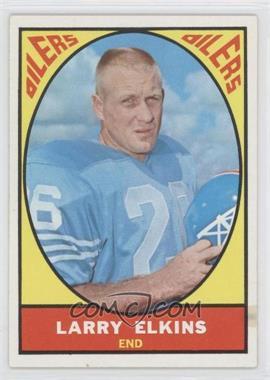 1967 Topps #49 - Larry Elkins