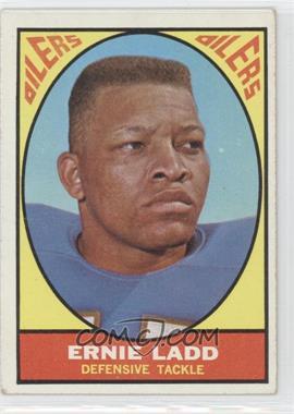 1967 Topps #58 - Ernie Ladd