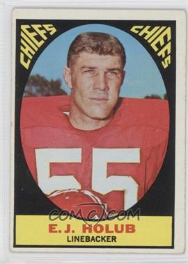 1967 Topps #66 - E.J. Holub